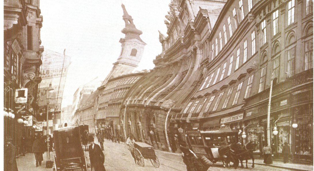 Vintage picture of Leopoldstadt